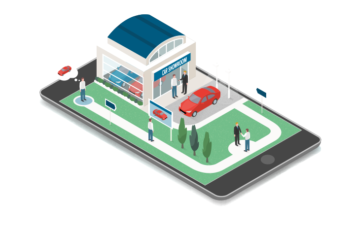 Manage your dealership with ProMax software
